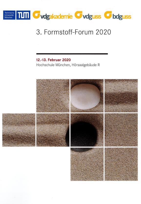 Moulding Material Forum 2020 Logo